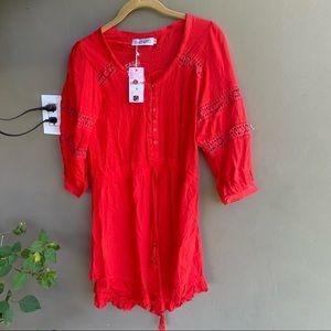 NWT Showpo boho dress